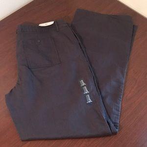 BNWT Gap Linen Blend Pants Size 10